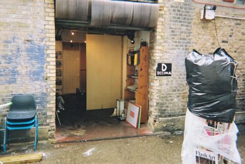 Decima Gallery, Hackney Wick