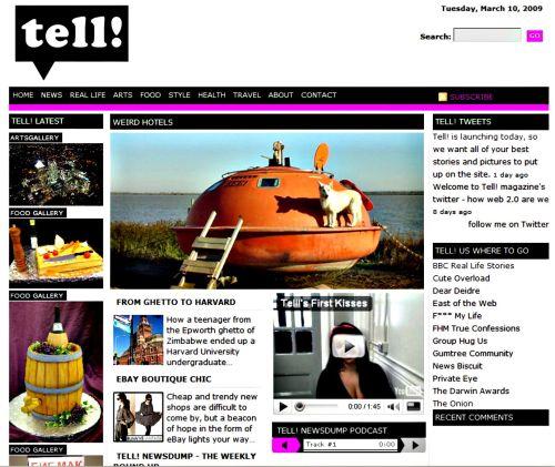 www.tellmag.co.uk